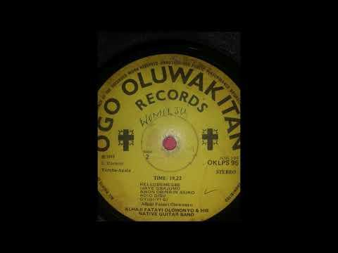 Alhaji Fatai Olowonyo  - OLORI NI WA(1977)