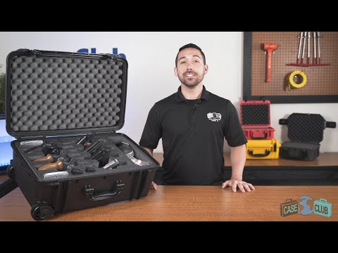 7 Revolver & Accessory Case - Featured Youtube Video