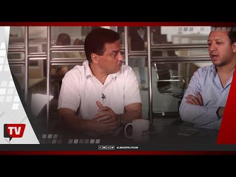 حسام البدري: بعض أعضاء جهاز منتخب مصر ليسوا من اختياري.. ولا يوجد خلافات بيننا
