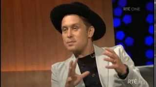 Mark Owen Interview and sings Stars @ the Late Late Show 2013