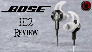 Bose IE2 In-Ear Headphones Review [Deutsch/German]