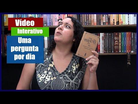 Vídeo Interativo: Uma pergunta por dia | Perdida na Biblioteca