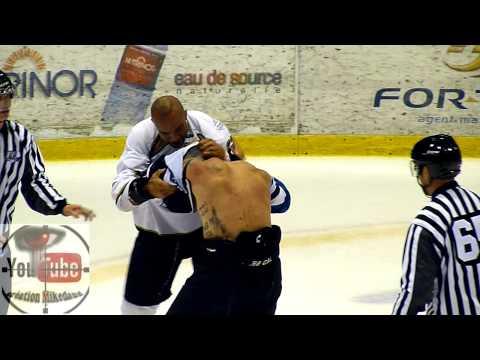 Hubert Poulin vs Sean McMorrow
