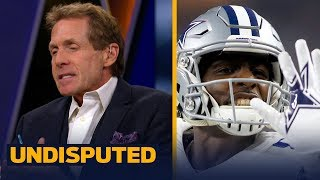 Is Dez Bryant washed up? Skip and Shannon disagree   UNDISPUTED