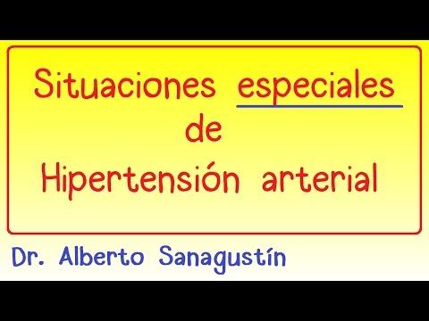 Pulmonar lag hipertensión arterial