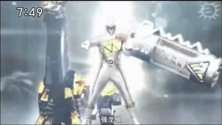 Zyuden Sentai Kyoryuger 閃光の勇者 Kyoryu Silver henshin