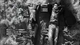 Gambar cover ALEXANDRA PORAT - YOU ARE THE REASON (COVER) [DELUX VERSION]