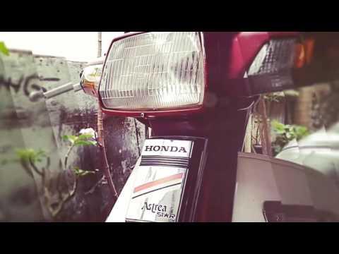 Video HONDA ASTREA STAR 86 YOGYAKARTA