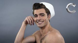 USA Men (Samuel) | 100 Years of Beauty | Alt - Ep 34 | Cut