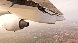 preview picture of video 'Cityjet Avro RJ85 EI-RJI Stunning Sunset Landing at London City Airport'