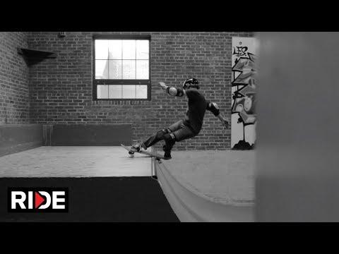 Bret Anthony Johnston: Skateboarder and Novelist