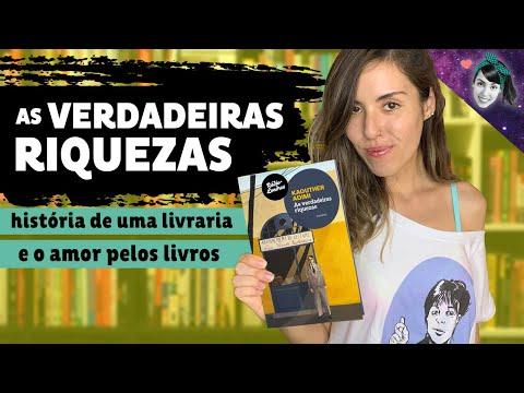 HISTÓRIA DE UMA LIVRARIA: As Verdadeiras Riquezas, de Kaouther Adimi | Livro Lab
