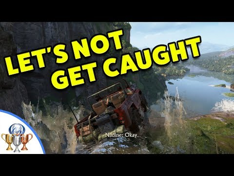 uncharted lost legacy trophy best driver in the business