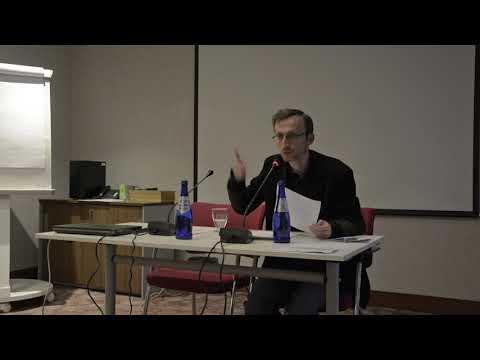"""ზურა ჯაშის ლექცია: """"პიროვნების თავისუფლების გაგება ადრექრისტიანულ ღვთისმეტყველებაში"""""""