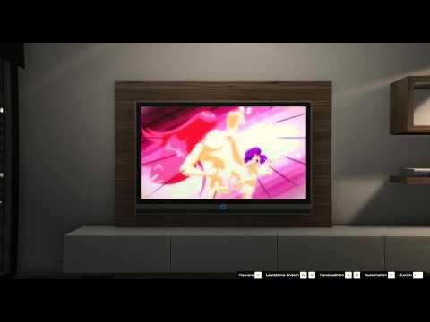 GTA 5 #TV - Princess Robot Bubblegum