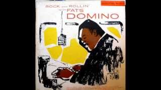 Fats Domino - DON'T BLAME IT ON ME, with words