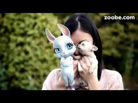 Zoobe Зайка Когда хочу перемен