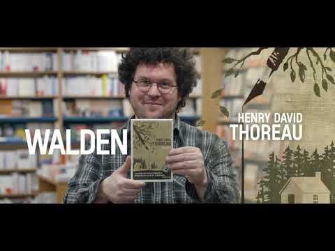 Vidéo de Henry David Thoreau