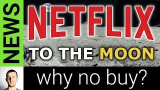 Netflix Stock EXPLODES Up 15% After Earnings (and why I am NOT buying)