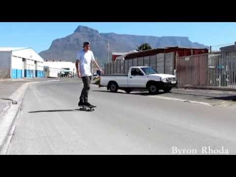 A Day at The Shred with Byron Rhoda