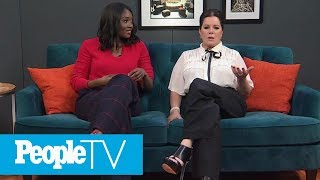Marcia Gay On Working In 'Fifty Shades Of Grey' Series   PeopleTV   Entertainment Weekly