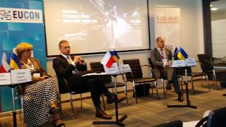 VIII Міжнародний форум «Дні Українського Бізнесу» 2018 Warszawa