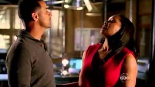 Esposito & Lanie - Ledge of Love (Jon Huertas)