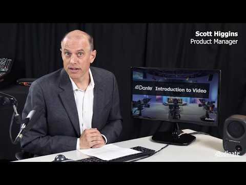 Dante AV - Intro to Video Technology - YouTube