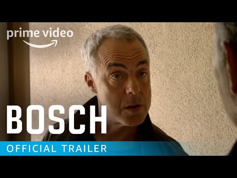 Commercial for Amazon Prime Video, and Bosch (2017) (Television Commercial)