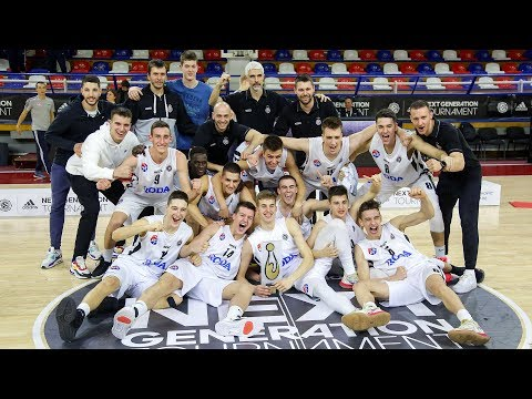 EB ANGT Belgrade Final Highlights: U18 Partizan NIS Belgrade - U18 CFBB Paris