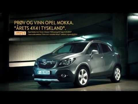 Opel  Mokka Паркетник класса J - рекламное видео 4
