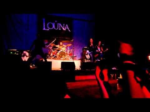 Louna - Время X (Челябинск, 29.03.13)