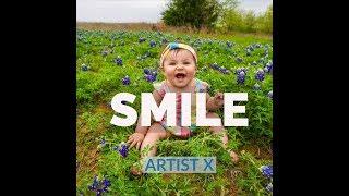 """""""Smile"""" - Artist X - Aaron Davison"""