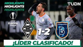 Highlights | Mönchengladbach 1 - 2 Istanbul BB | Europa League - J 6 - Grupo J | TUDN
