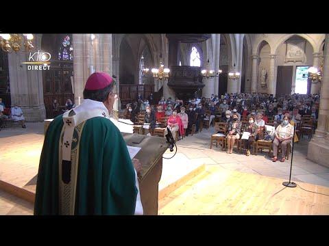 Messe du 21 juin 2020 à St-Germain-l'Auxerrois