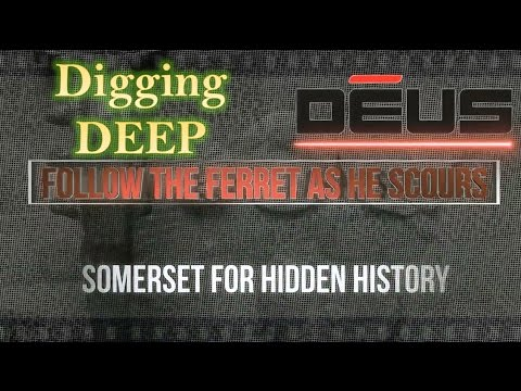 Metal Detecting Deep Pasture with the XP Deus