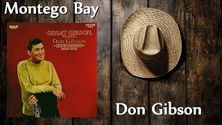 Don Gibson - Montego Bay