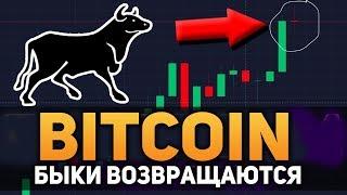 Биткоин Быки Готовятся к Прорыву 9000$ Tron Войдет в ТОП 3 Скоро Bitcoin Рост Май 2018 Прогноз