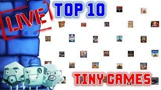 Top 10 Tiny Games