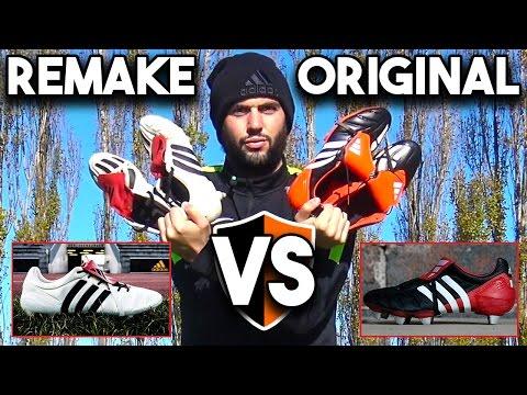 adidas Predator Mania Remakes vs. Original - Which is better?