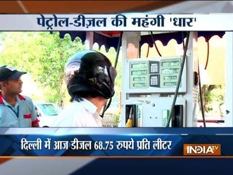 As petrol prices cross Rs 80-mark, Congress warns of nationwide protests