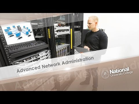 Advanced Network Administration - YouTube