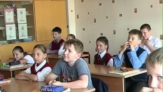 Выпускной 4 класс 5 школа г Светлый