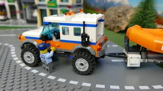 Lego Experimental Police Car