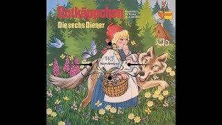 Rotkäppchen  Märchen Hörspiel   PEGGY