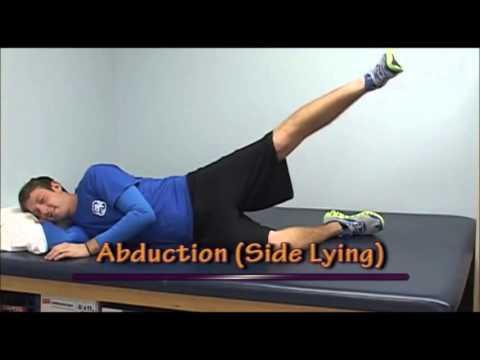 Inflamația mușchilor articulațiilor șoldului