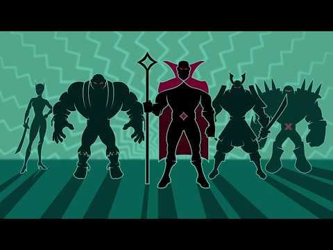 Superhero Commercial 1
