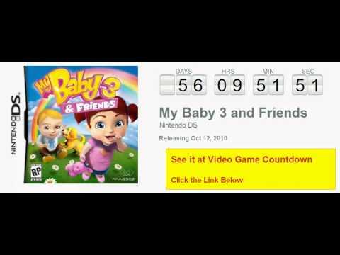 My Baby 3 & Friends Nintendo DS