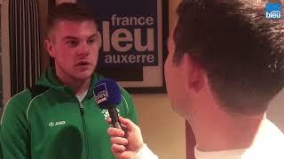 Challenge de la Sportivité : Interview de Rudy TRUBERT, Joueur de l'US Varennes