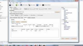 How to add soft subtitles to .mp4 videos ( Embed .srt to .mp4 video files) using handbrake